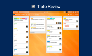 Productivity Land, trello review feature image