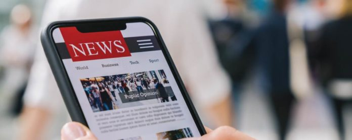 Best News Apps on mobile and web
