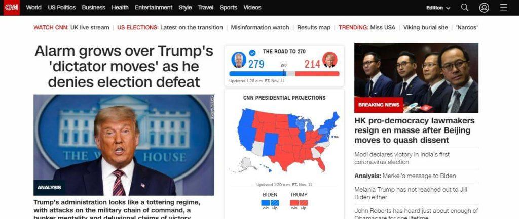 CNN news apps