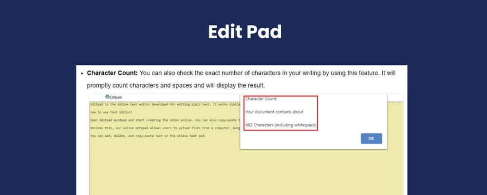 Edit-Pad