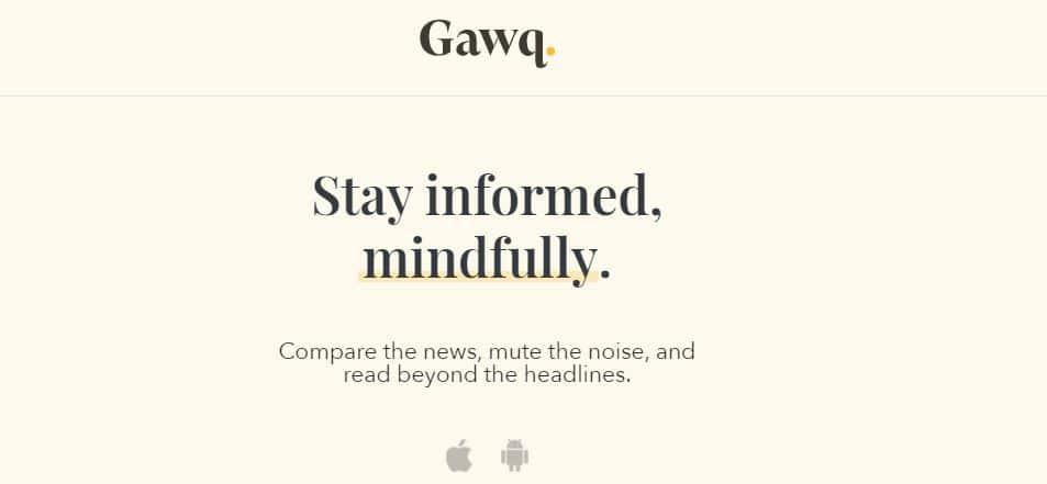 Gawq app