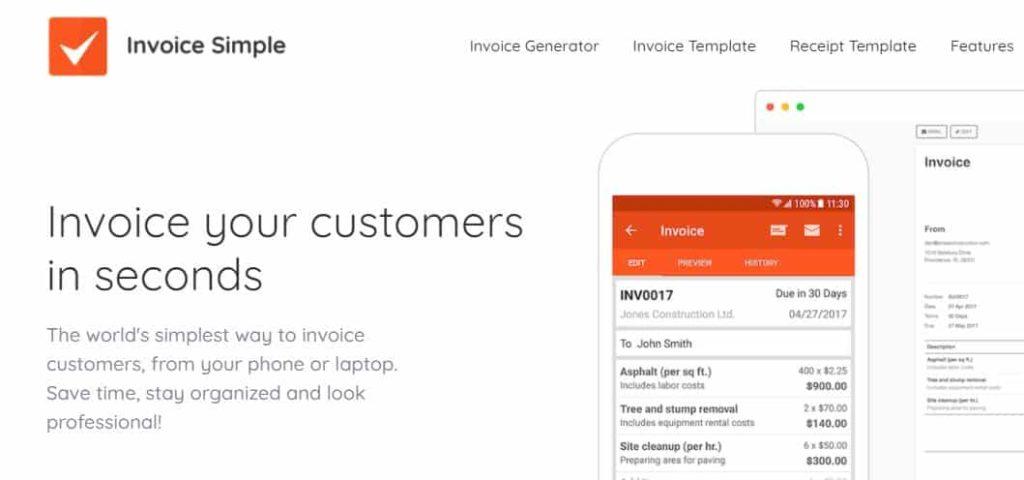 InvoiceSimple