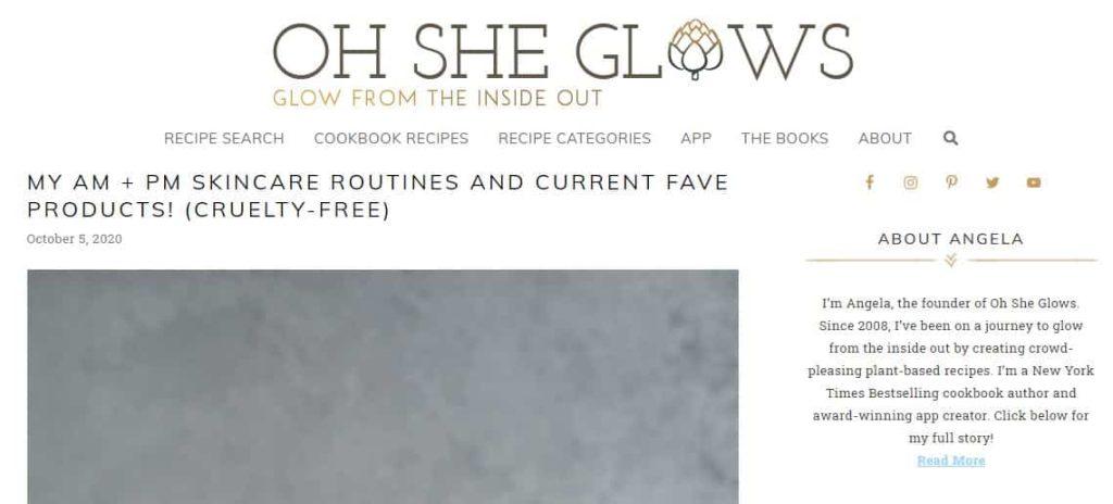 Oh She Glows