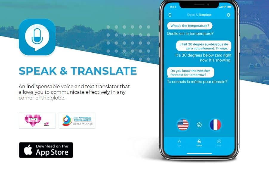 Speak and Translate