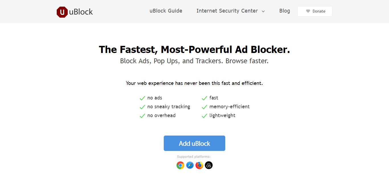Best Free Ad Blockers in 2019: Chrome, Firefox, Safari