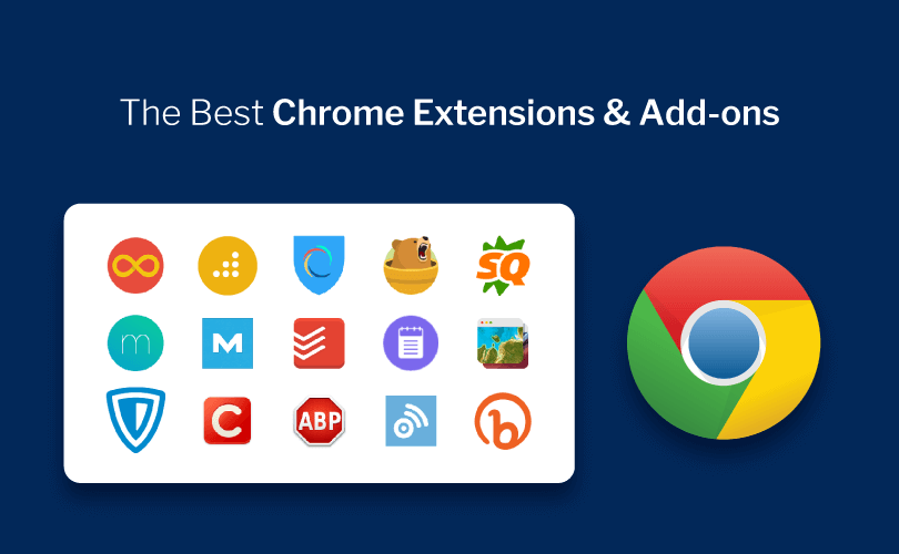 Best Chrome extensions, Best Google Chrome extensions, Best Chrome addons, best chrome screenshot extension, Best adblock extension for Chrome, Best free VPN extension for Chrome, Best free proxy extension for Chrome, Productivity Land, ProductivityLand