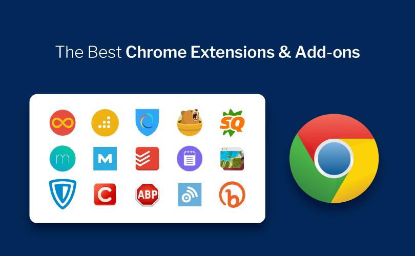Best Chrome extensions, Best Google Chrome extensions, Best Chrome addons, best chrome screenshot extension, Best adblock extension for Chrome, Best free VPN extension for Chrome, Best free proxy extension for Chrome, Productivity Land, ProductivityLand