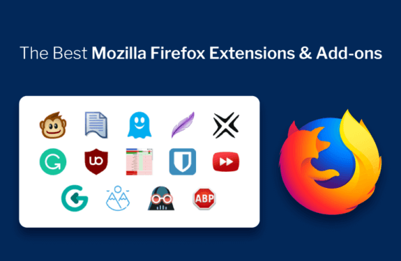 best firefox addons, best firefox plugins, best firefox extensions, productivity land, productivityland