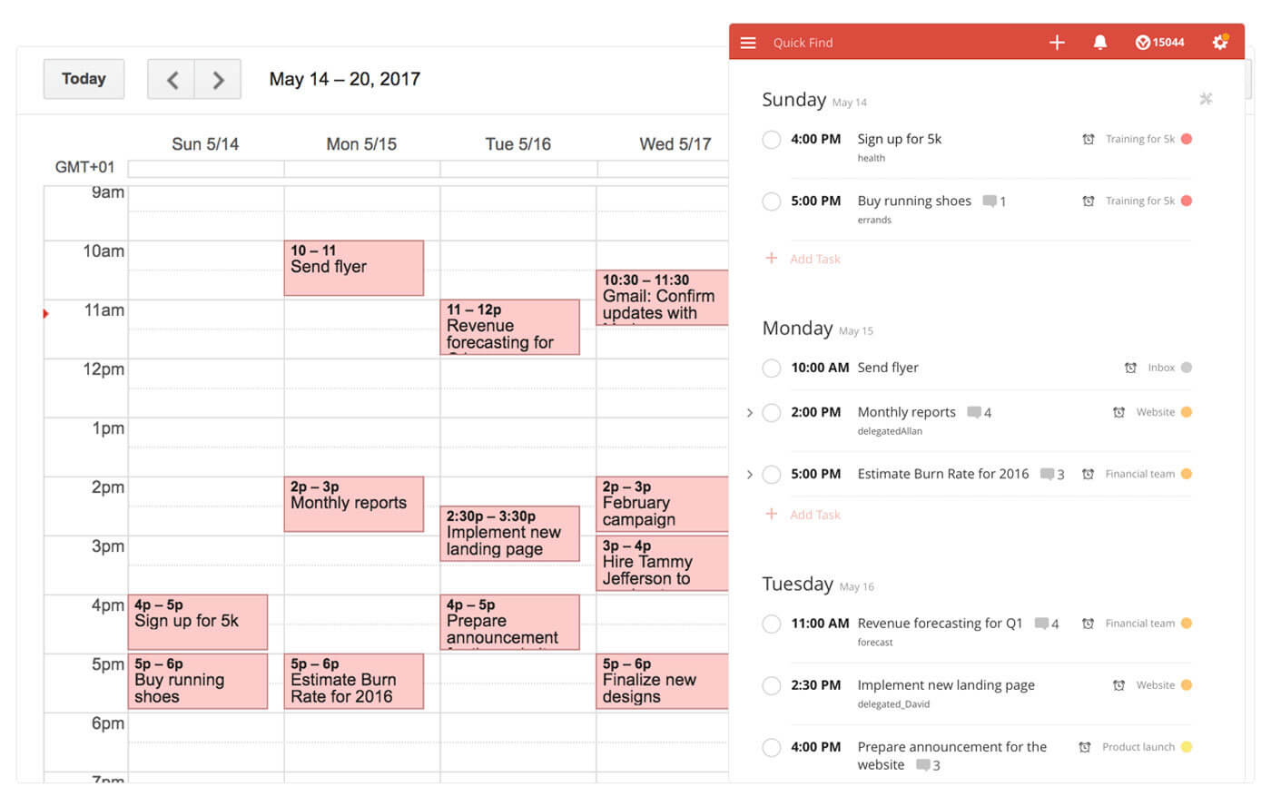 best gtd apps, free GTD apps, best GTD tools, best getting things done apps, what is getting things done, getting things done david allen, gtd apps 2019, productivityland, productivity land