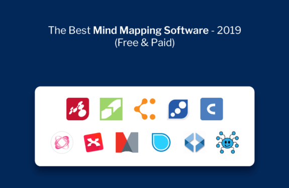 Best mind mapping software, Best mind map software, Best free mind mapping apps, best free mind mapping software, best mind map tools, mind mapping software 2019, Productivity Land, ProductivityLand
