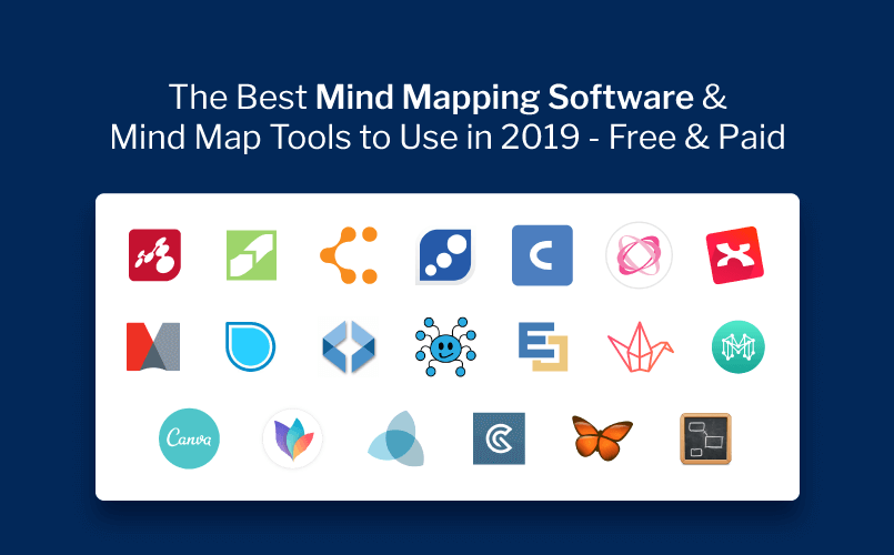 20 Best Mind Mapping Software | Best Mind Map Tools - Productivity Land