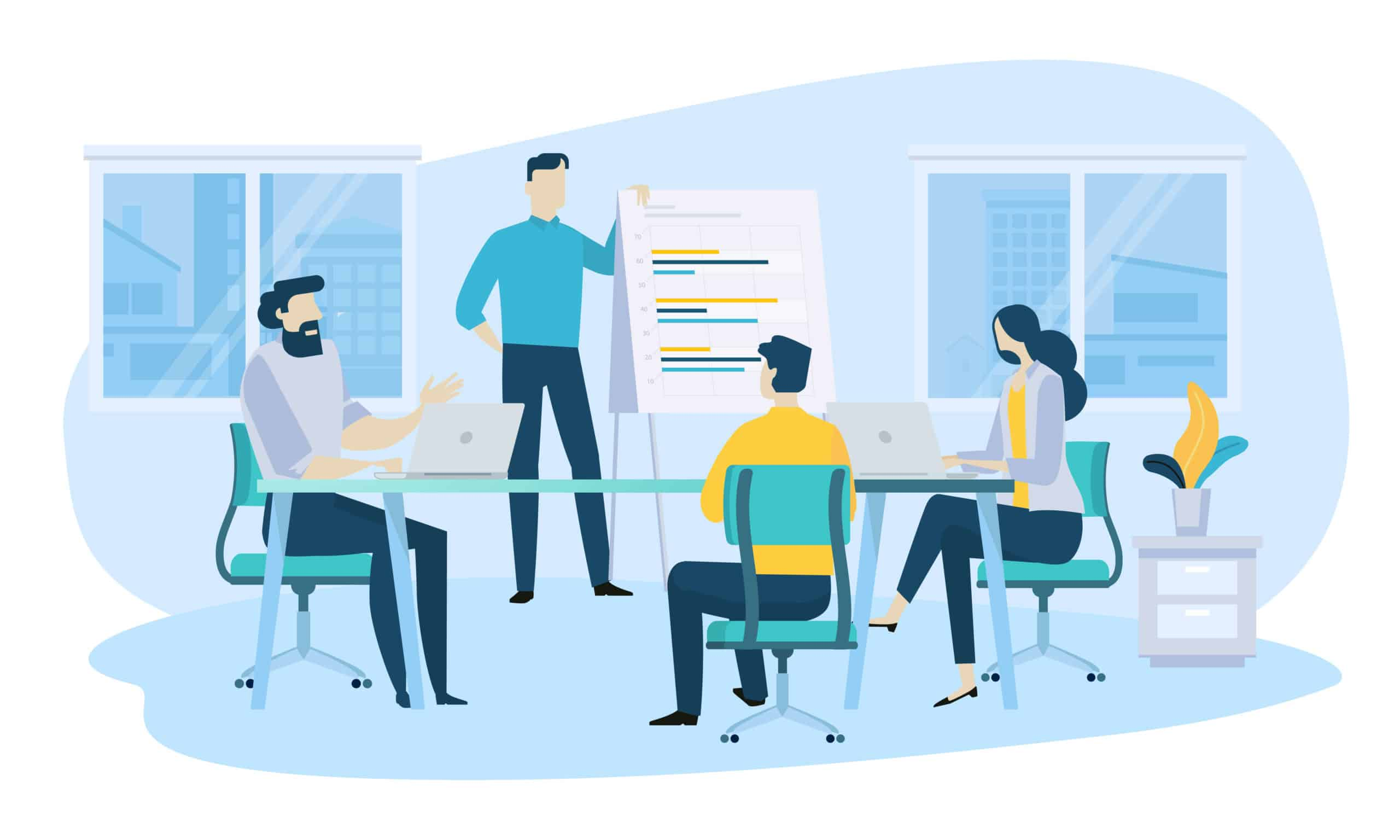 project management, agile project management, productivity, scrum 2020