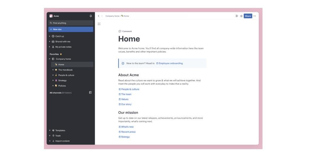 knowledgebase-software-app