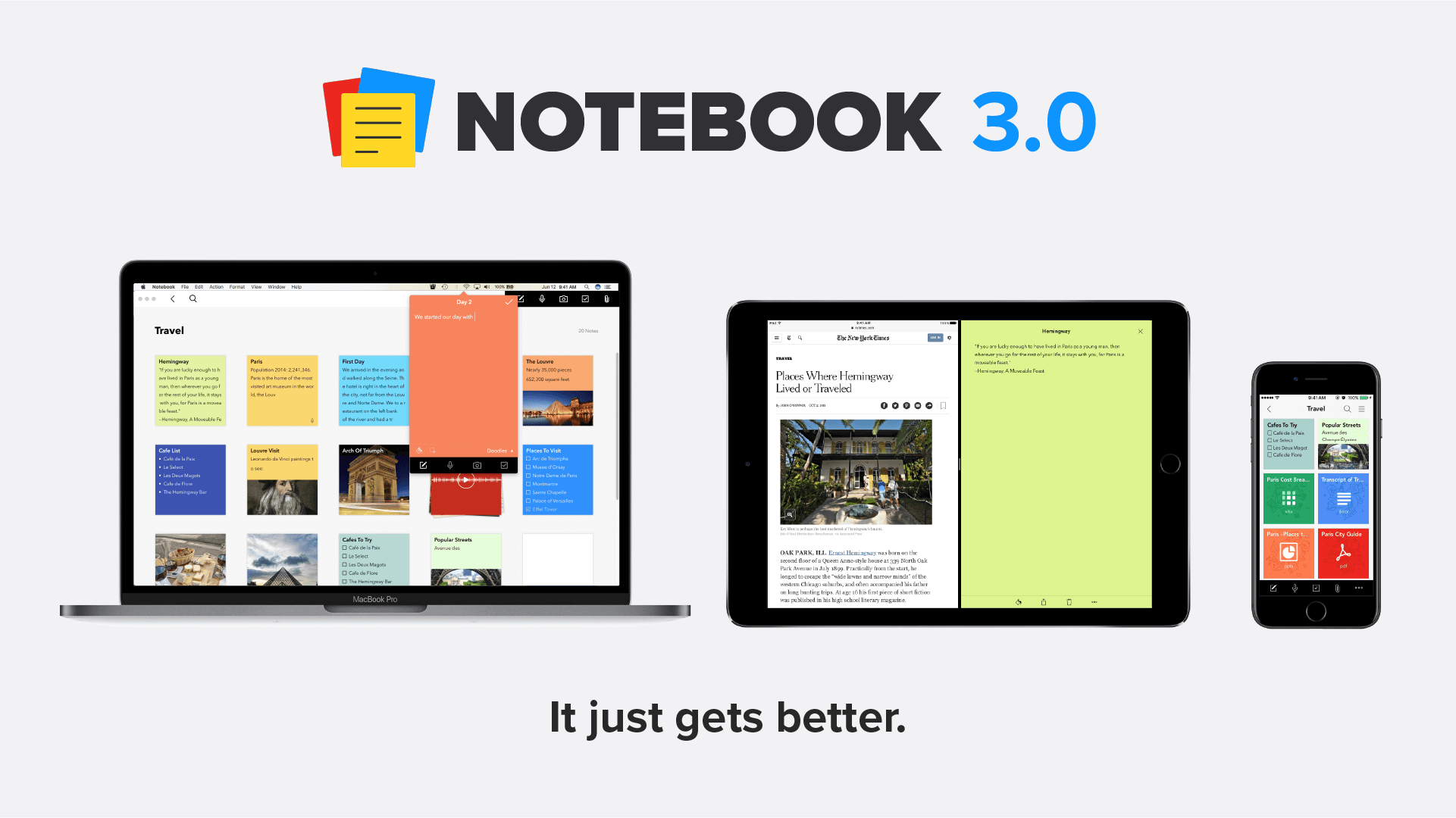 note taking apps, best apps for taking notes