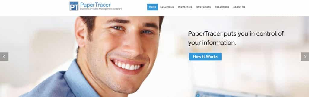 paper tracer