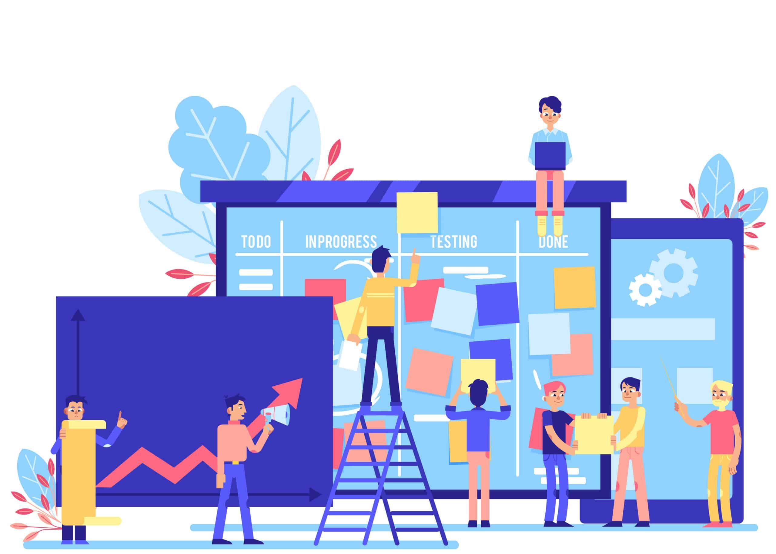 sprint 2020, scrum 2020, agile sprint meeting 2020, scrum sprint meeting essentials